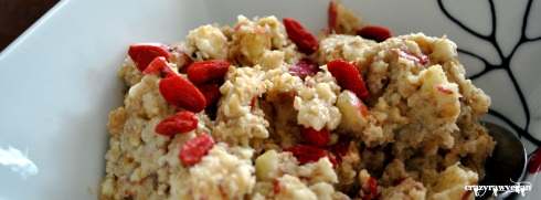 Apple Nut Porridge