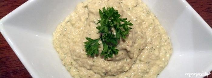 Bean-free Hummus