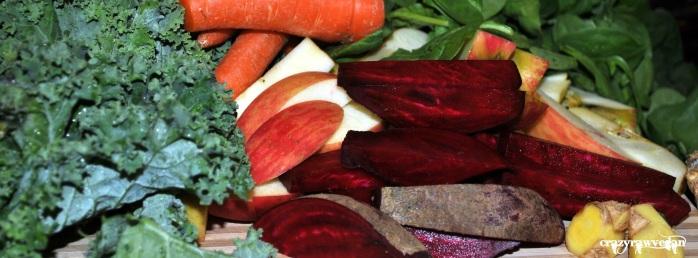 Apple Beet Carrot