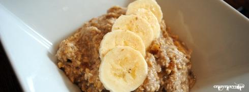 Banana Groatmeal