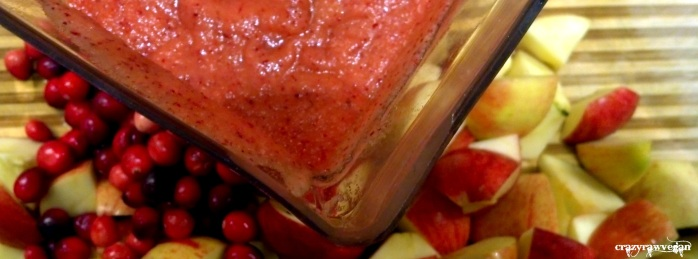 Candy Cranberry Fruit Leather