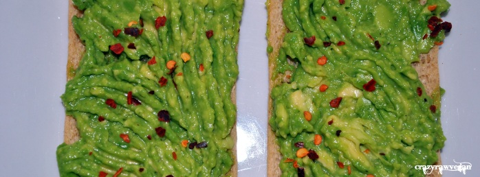 Avocado Crackers