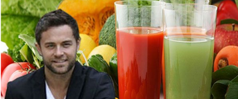 Drew Canole Juice Recipes from Fitlife